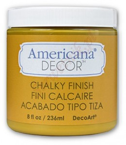 Farba kredowa Americana Decor Chalky Finish ADC12 INHERITANCE 236ml