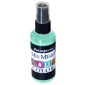 Mgiełka Aquacolor Spray akwamarna 60ml KAQ 015