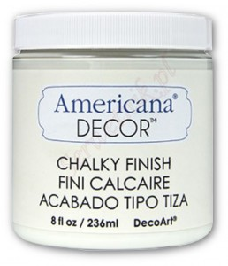 Farba kredowa Americana Decor Chalky Finish Lace ecru 236ml ADC02