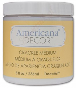 Crackle Americana Decor Crackle Medium 236ml ADM08