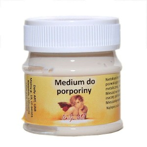 Medium woskowe do porporiny DailyArt bezbarwne 50ml