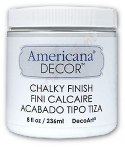 Farba kredowa Americana Decor Chalky Finish Everlasting biała 236ml ADC01