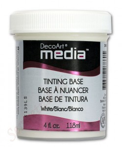 Podkład Decoart Media tinting base 118ml