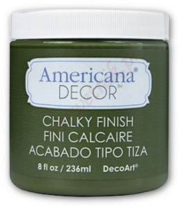 Farba kredowa Americana Decor Chalky Finish ADC16 ENHANTED 236ml