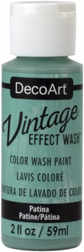 Farba postarzająca DecoArt Vintage Effect Wash PATINA 59ml